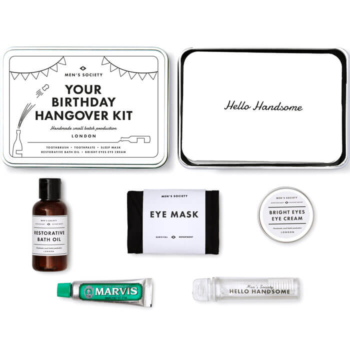 Your Birthday Hangover Kit