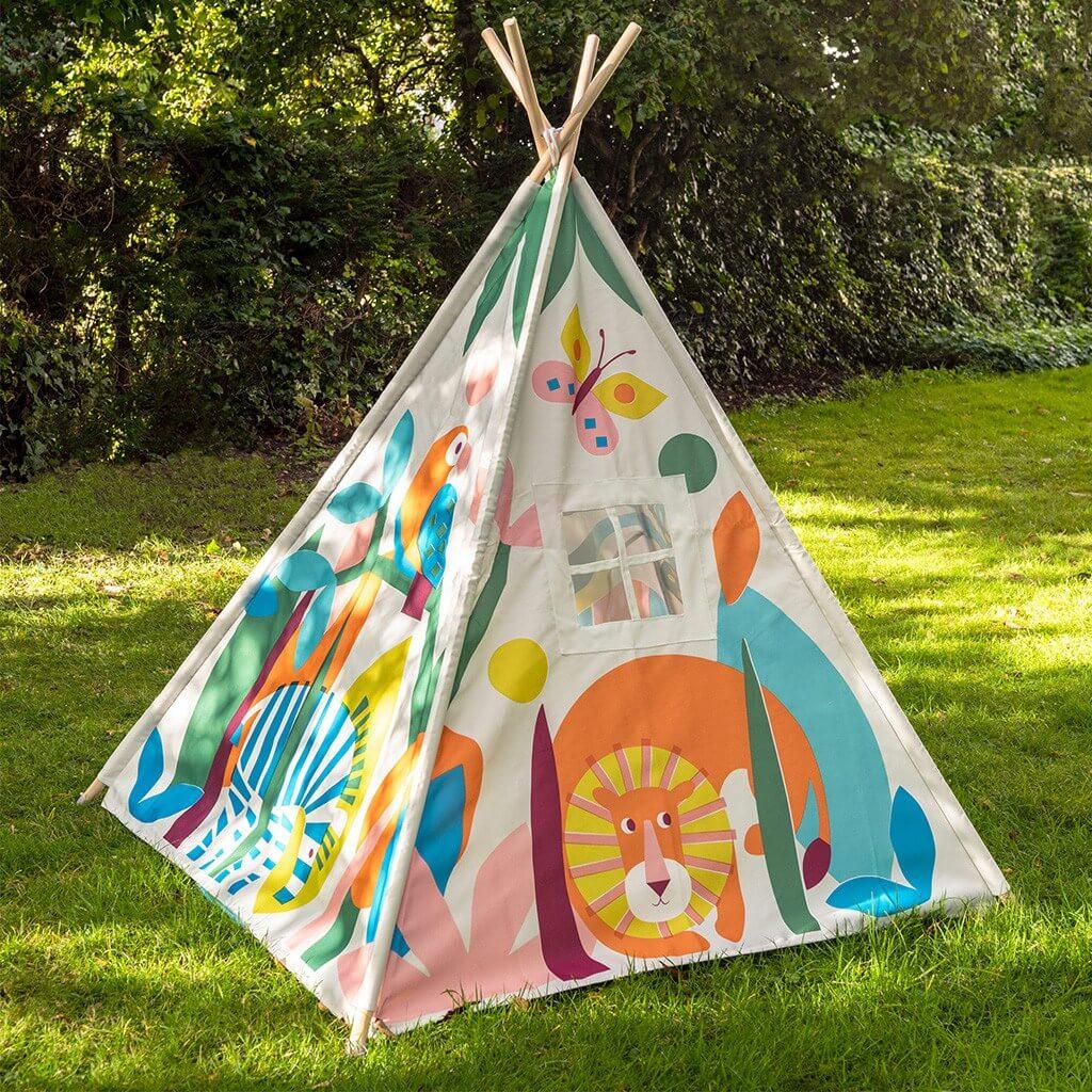 Tenda per Bambini Animali della Giungla