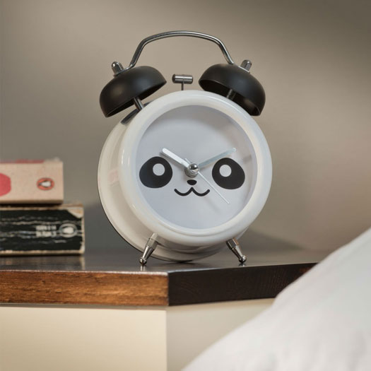 Panda Wecker