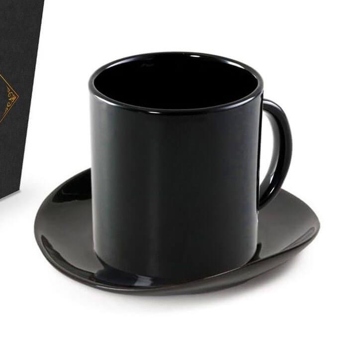 Zylinder Kaffeetasse