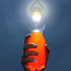 Glo - Bottle Lamp