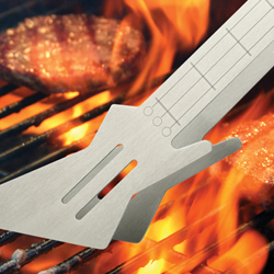 BBQ Rocks Guitar Tongs
