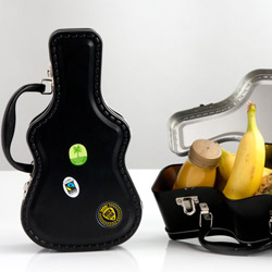 Guitarcase Lunch Box