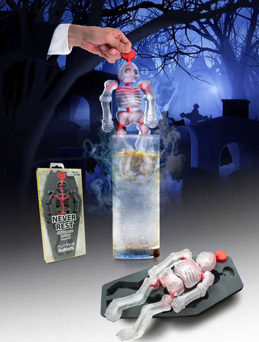 Mr Bones, Skeleton Ice Tray