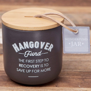 Hangover Fund Saver Jar