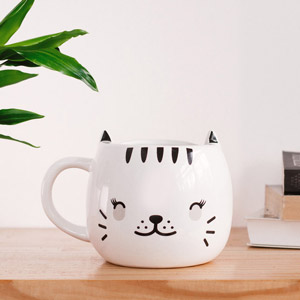 Happy Cat Tasse