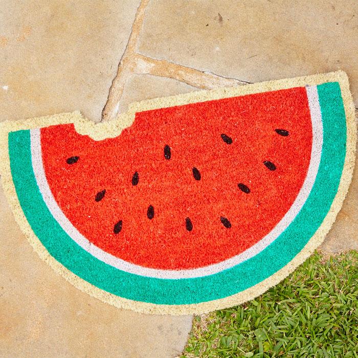Türmatte Wassermelone