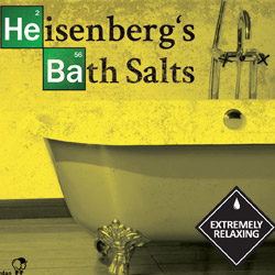 Heisenbergs Bath Salts