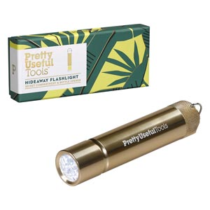 Hideaway Flashlight