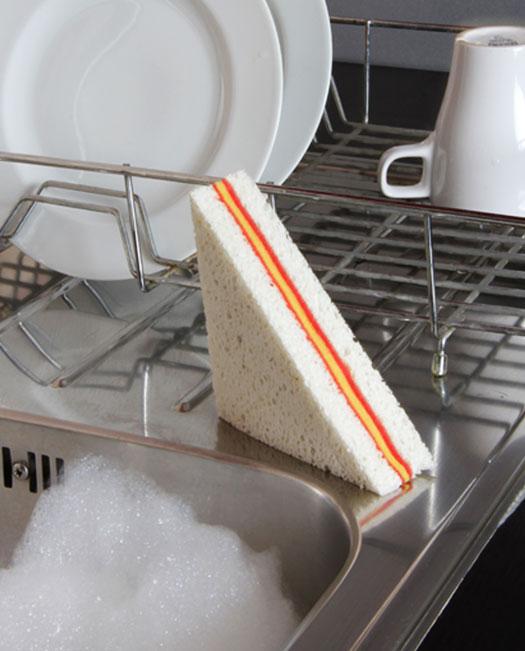 Schwamm Sandwich