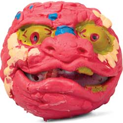 Monster Kopf Stressball