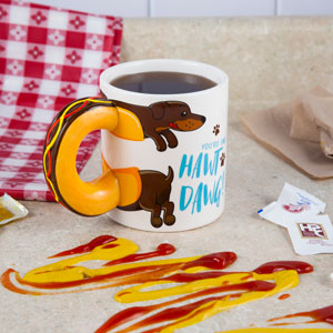 Hot Dog Tasse