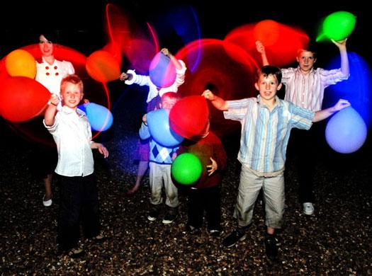 illoom LED Luftballons 15er Set