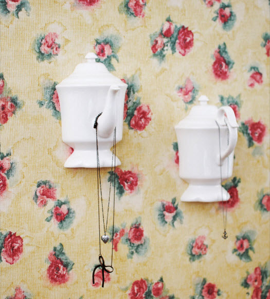 High Tea Wall Hooks