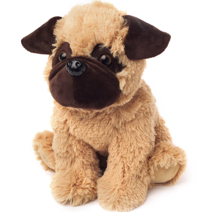 Warmies Cozy Plush Pug