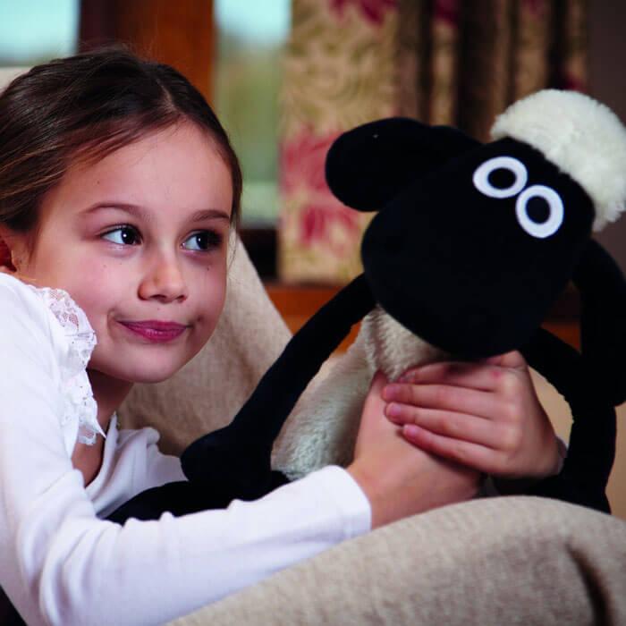 Warmies Plush Shaun the Sheep