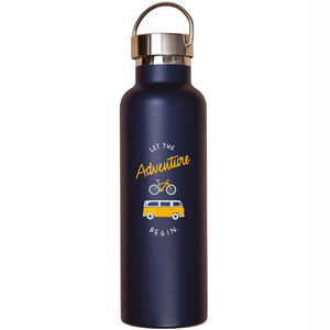Let The Adventure Begin Thermos Bottle