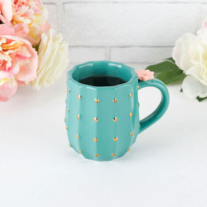 Cactus Bloom Mug