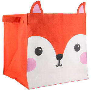 Hiro Fox Kawaii Friends Storage Basket