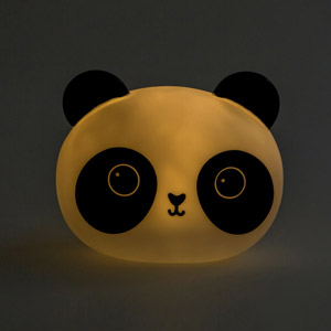 Kawaii Panda Night Light