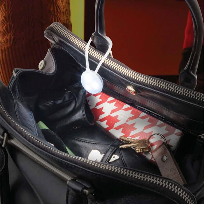 Handtaschen-Lampe