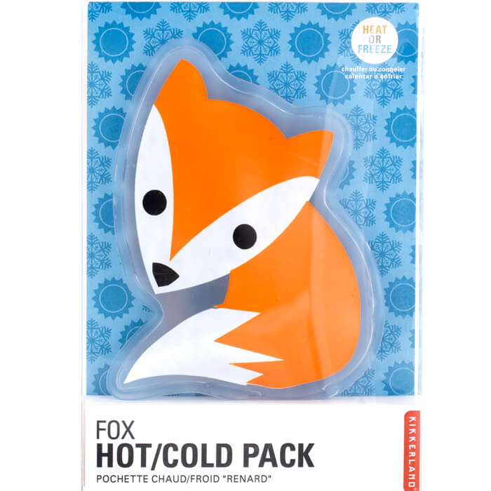 Hot Cold Pack Fox