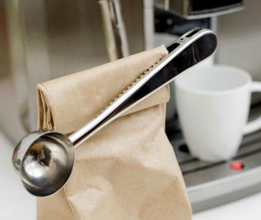Kaffeelot Tütenverschluss