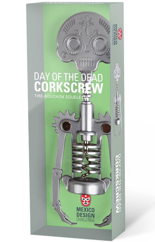 Korkenzieher Tag der Toten