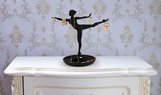 Schmuckhalter Ballerina