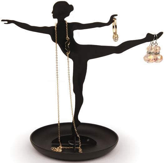 Jewelry Stand Ballerina