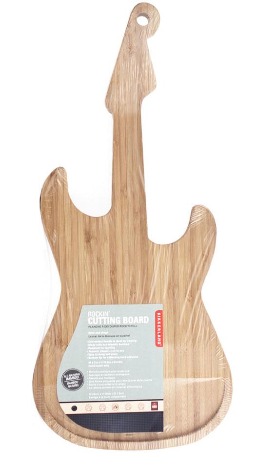 Cutting Board Guitar