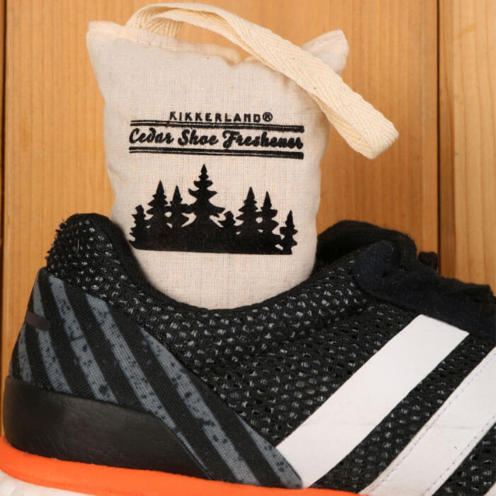 Cedar Shoe Freshener
