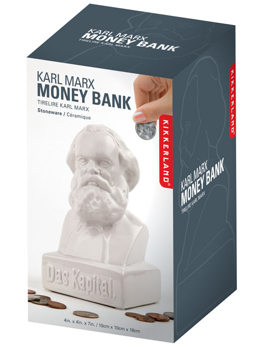 Spardose Das Kapital Karl Marx