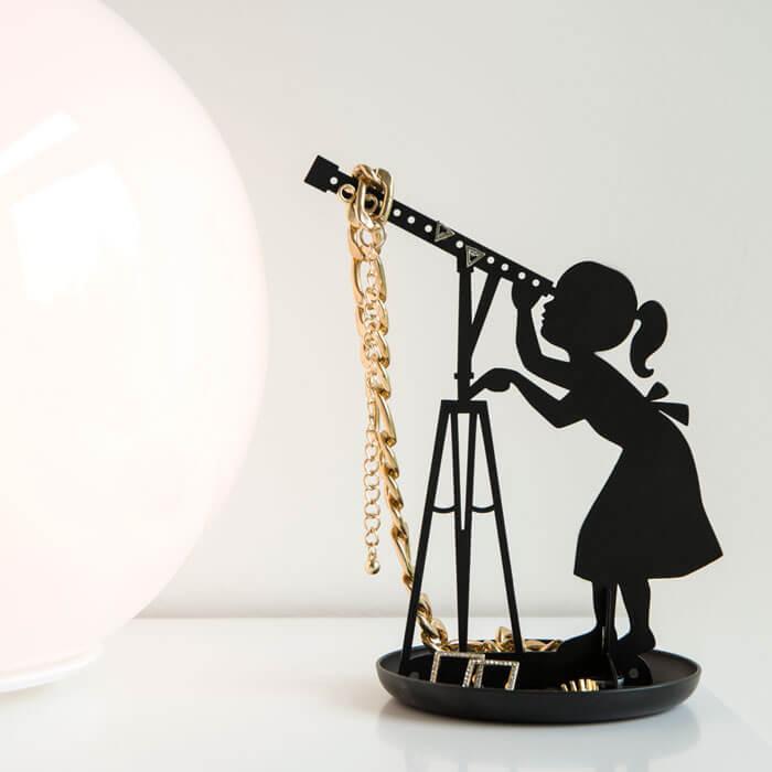 Stargazer Jewelry Stand