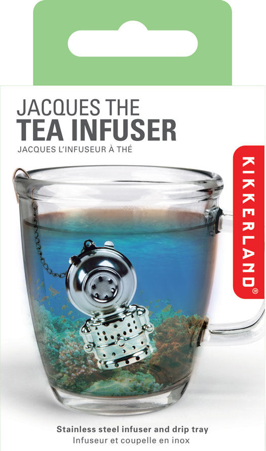 The Diver Tea Infuser