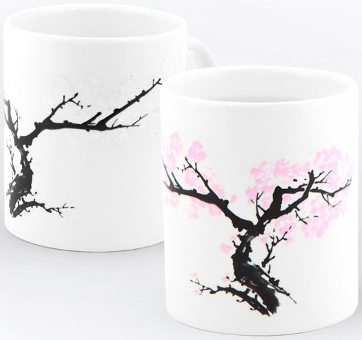 Morph Mug Cherry Blossom