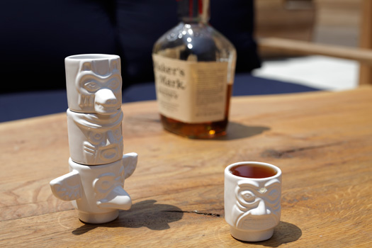 Totem Shot Glasses