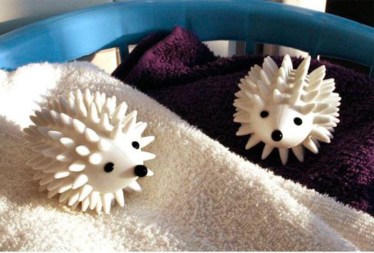 Hedgehog Dryer Balls Set of 2