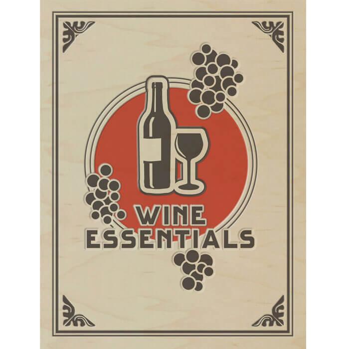 Large Wine Book
