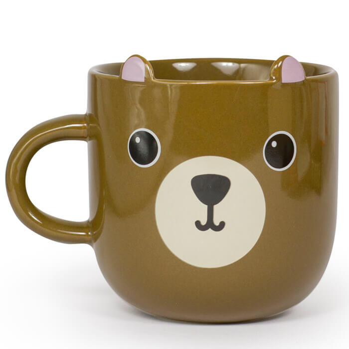 Momo Bear Kawaii Friends Mug