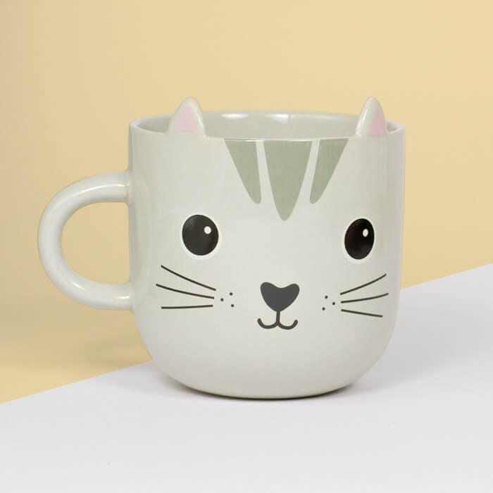 Kawaii Tasse Katze