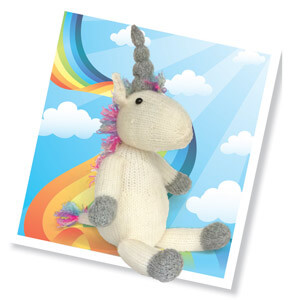 Knit Your Own Unicorn Kit