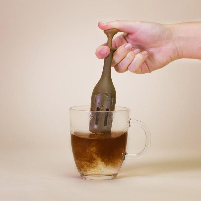 Mini Kaffeemaschine