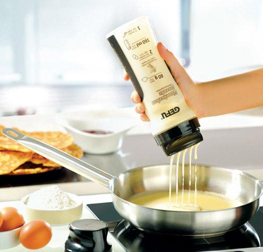 Pancake and Spaetzle Shaker
