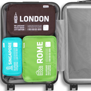 In-Luggage Cube City A