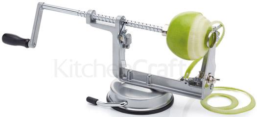 Deluxe Apple Corer and Peeler