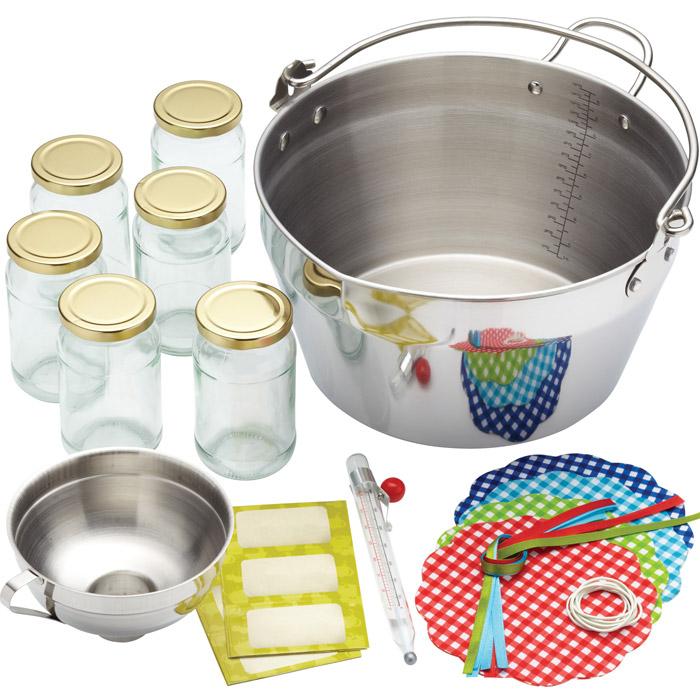 Kit Preparazione Marmellate
