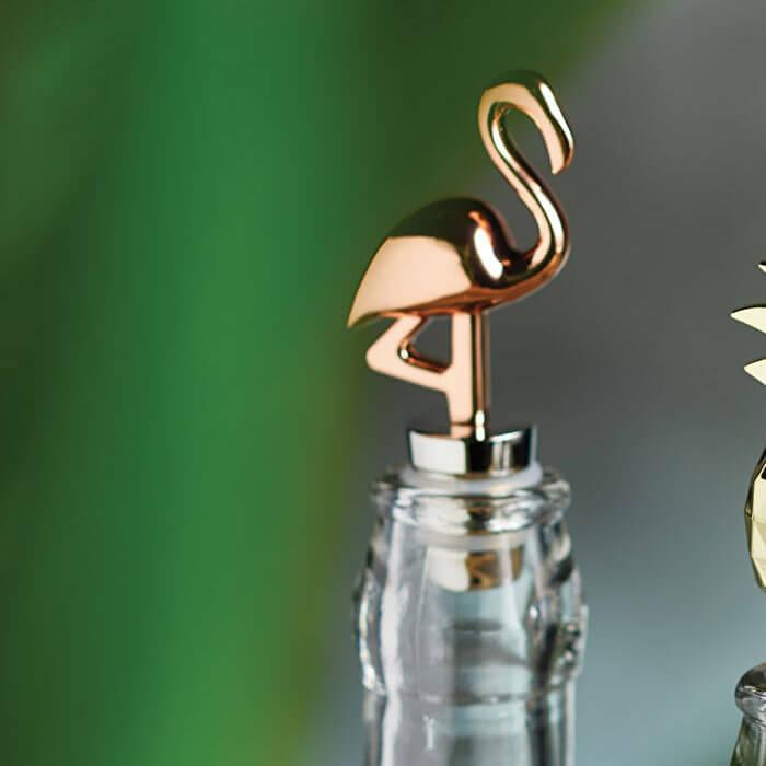 Flamingo Bottle Stopper