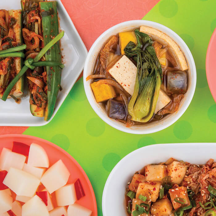 Jarre de Fermentation pour le Kimchi