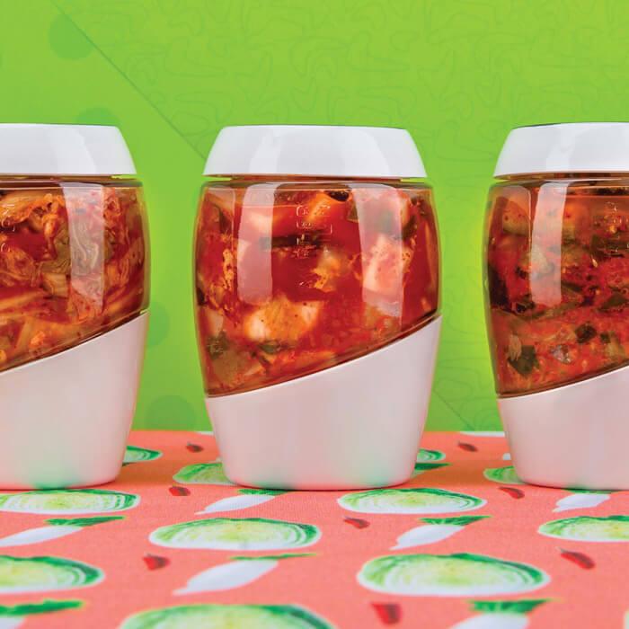 Kimchi Gärtopf